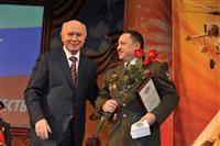 Николай Меркушкин поздравил военнослужащих с Днем защитника Отечества