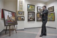 В Самаре открылась юбилейная выставка Владимира Пентюха