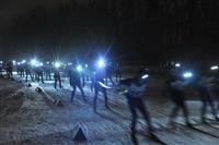Бережная, Кораблев и Осинкин выиграли ночную гонку