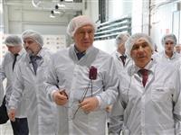 Николай Меркушкин принял участие в заседании президиума Совета по модернизации экономики и инновационному развитию России при президенте РФ