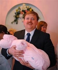 Вадим Куличенко стал многодетным отцом