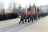 В Самаре прошло торжественное возложение цветов в память о защитниках Отечества