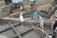 На Хлебной площади археологи обнаружили остатки Самарской крепости начала XVIII века