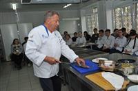 Мастер-класс от экс-повара Кремлевского кулинарного комбината Виктора Белова