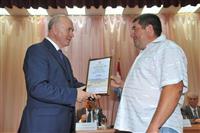 Николай Меркушкин с рабочим визитом посетил Шенталинский район