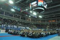 """В Тольятти в ледовом дворце """"Лада Арена"""" состоялся первый общеобластной форум """"Согласие. Порядок. Созидание"""""""
