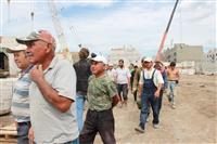 """С рейда в """"Кошелев-проект"""" в ФМС Красноглинского района доставили 23 мигрантов"""