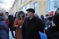 Жители дома на ул. Красноармейской в Самаре выступили против точечной застройки