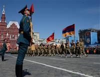 В Москве прошла репетиция парада к 70-летию Победы