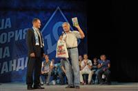 """Болельщики """"Крыльев Советов"""" встретились с командой и руководством клуба"""
