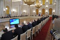 Заседание Госсовета РФ под председательством президента Владимира Путина