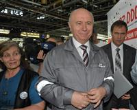 Николай Меркушкин прибыл с рабочим визитом на АвтоВАЗ