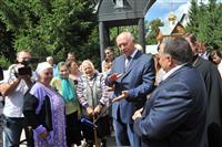 Николай Меркушкин взял на контроль проблемы жителей Шигонского района