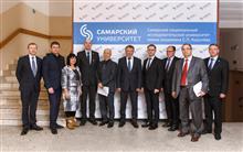 """Первый в Самаре """"Газпром-класс"""" создается на базе Самарского университета и аэрокосмического лицея"""