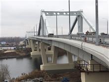 Минтранс получил штраф за движение по Фрунзенскому мосту