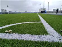 Академия футбола им. Коноплева получила новый газон