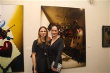 Королева самарских дизайнеров Мария Казак с подругой