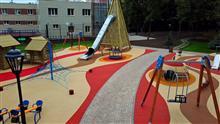 Площадка у собора Кирилла и Мефодия
