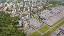 "Около ТК ""Амбар"" в Самаре построят район на 50 тыс. жителей"