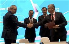 Подписано соглашение по строительству дороги и моста через Волгу