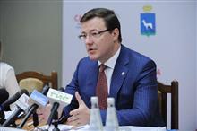 Дмитрий Азаров: ВРП в Самарской области по итогам года вырос на 1,2%
