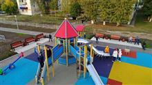 Площадка в Чапаевске