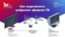 Коллективные ТВ-антенны станут обязательными