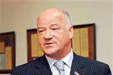 Скончался председатель Самарской губернской думы Виктор Сазонов