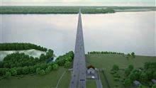 Инвестора для моста через Волгу около Климовки начнут искать в апреле