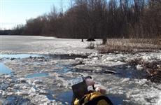 В Новокуйбышевске мужчина утонул по пути на работу