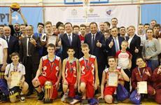 Тольяттинцы стали победителями турнира по баскетболу на призы полпреда