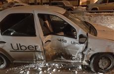 """В Самаре нетрезвый водитель """"Нивы"""" устроил ДТП с такси, пострадали пять человек"""