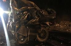 Появились подробности ДТП с тремя погибшими под Самарой