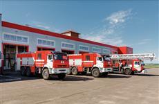 """На территории ОЭЗ """"Алабуга"""" будет функционировать добровольная пожарная команда"""