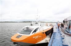 """Глеб Никитин дал старт навигации судов на подводных крыльях """"Валдай 45Р"""" в Нижегородской области"""