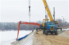Безенчукский завод ЖБИ №8 поставляет продукцию на главные стройки губернии