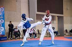 Команда Самарской области выиграла первенство ПФО по тхэквондо ВТФ