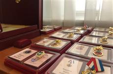 Дмитрий Азаров вручил государственные награды заслуженным жителям региона