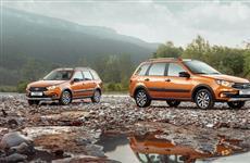 АвтоВАЗ начинает продажи Lada Granta Cross