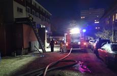 """Причиной пожара в кафе """"Три Оленя"""" могло стать загорание жировых отложений в вентиляции"""