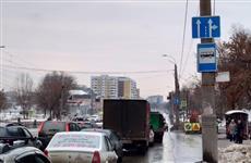 В Самаре на перекрестке улиц Ново-Вокзальная - Стара-Загора изменится схема движения