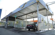 В Самаре открылась еще одна автомойка самообслуживания