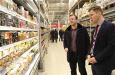 Дмитрий Азаров: Никаких ограничений и перебоев с поставками продуктов нет