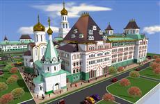 В Тольятти в День города водрузят крест и купол на храм в честь Святителя Алексия