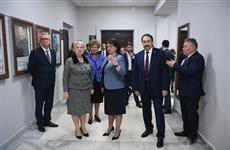 Алексей Песошин и Ольга Васильева открыли первый в республике Центр опережающей профессиональной подготовки