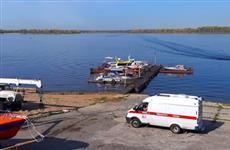 Спасатели эвакуировали из Рождествено находящуюся в коме женщину