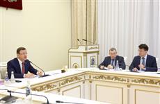 Дмитрий Азаров провел третье заседание рабочей группы Госсовета РФ по культуре