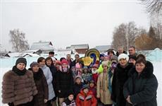 В Кувандыке появилась аллея, посвященная матерям России