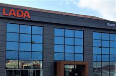 В Баку открылся новый дилерский центр Lada