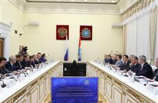 В Самаре впервые состоялось выездное заседание двух комитетов Совета Федерации